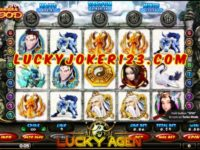 Game Judi Slot Thunder God Joker123