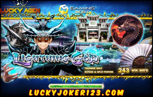 Slot Online Lightning God Joker123