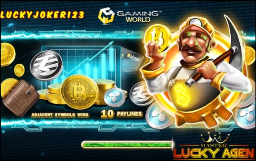 Slot Online Crypto Mania Joker123 Gaming
