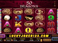Slot Online Joker123 Fifty Dragons