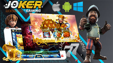 Game Slot Online Joker123 Selera Bettor Indonesia Terlaris