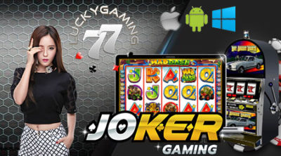 Game Slot Terkini Dengan Mesin Slot Amazing Joker Gaming