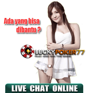 LIVECHAT LUCKYPOKER77